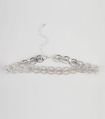 silver-crystal-link-chain-choker
