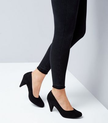 wide-fit-suedette-kitten-heels
