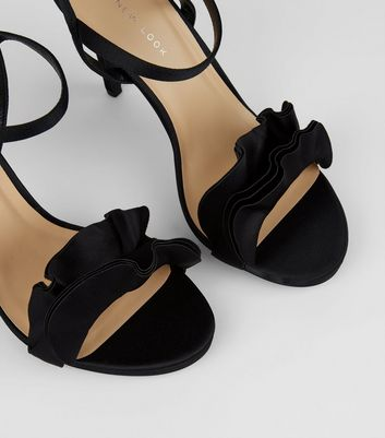 wide-fit-satin-frill-heeled-sandals