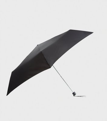Black Collapsible Umbrella