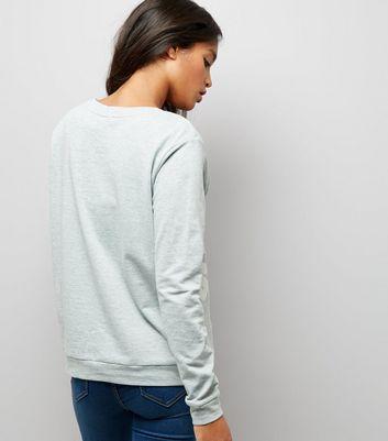 jdy-blue-live-love-sparkle-slogan-print-sweater