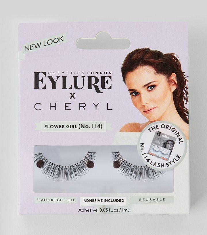 0e6ac73481a Eylure Cheryl Flower Girl False Eyelashes | New Look