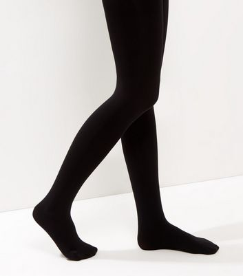 Black 100 Denier Luxury Shaping Tights