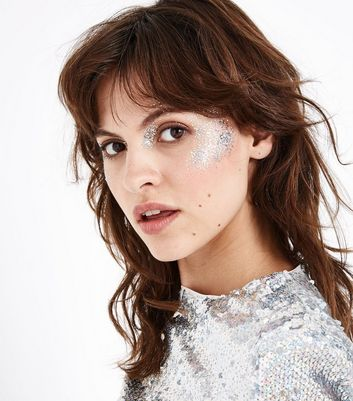 3 Pack Cosmic Face Glitter New Look