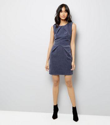 mela-navy-cord-tulip-dress