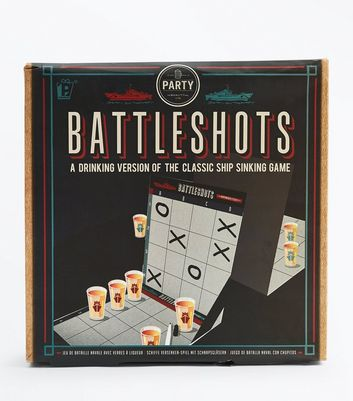 Battle Shots Drinking Game New Look