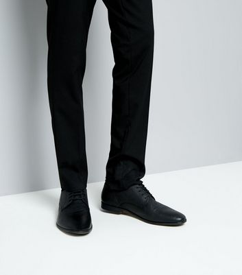 black-leather-gibson-shoes