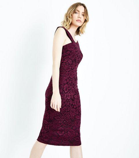 4991ae4a8d071 Robes en dentelle Femme   Robes de soirée   New Look