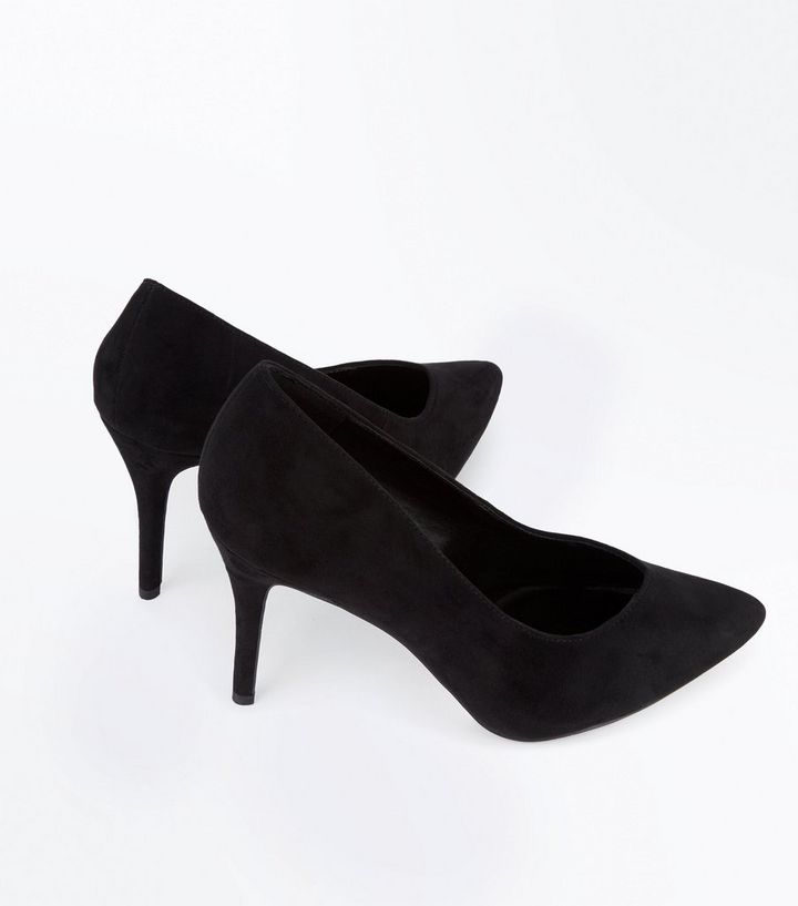 be590d123bf ... Black Sweetheart Pointed Court Shoes. ×. ×. ×. Shop the look