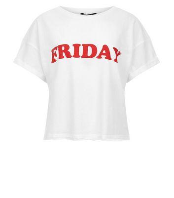 teen-friday-slogan-t-shirt