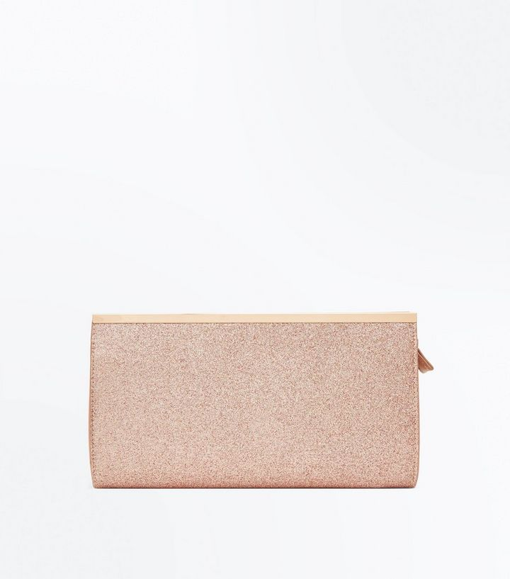 Sales promotion better price for unique design Rose Gold Glitter Clutch Add to Saved Items Remove from Saved Items