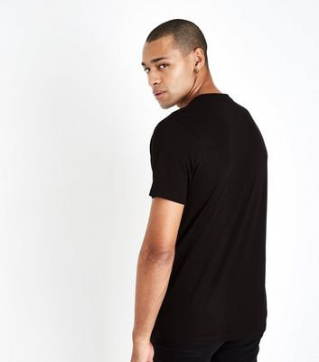 Black Empire City Graphic T-Shirt New Look