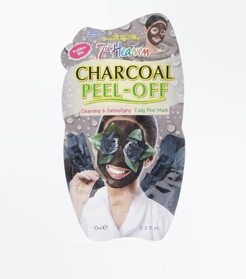 Charcoal Peel-Off Face Mask New Look