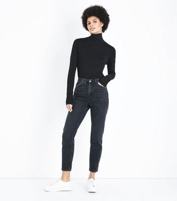 Black Tori Mom Jeans Add to Saved Items Remove from Saved Items
