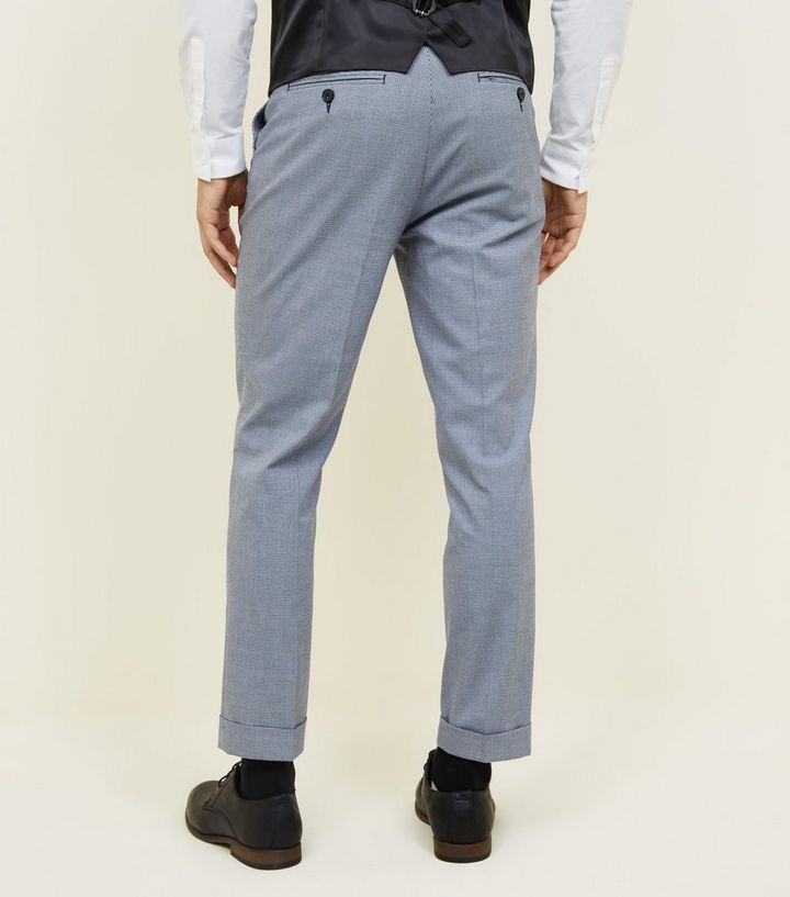 758eab20ce Grey Herringbone Skinny Cropped Suit Trousers Add to Saved Items Remove  from Saved Items