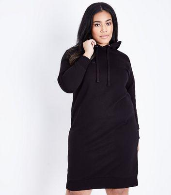 Noire À New Robe Curves Capuche Pull Look EOnPnZqx 1e3399a2196