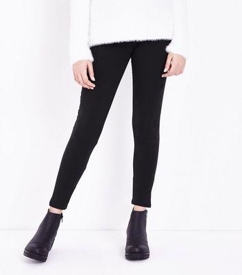 Teens Black Leggings New Look