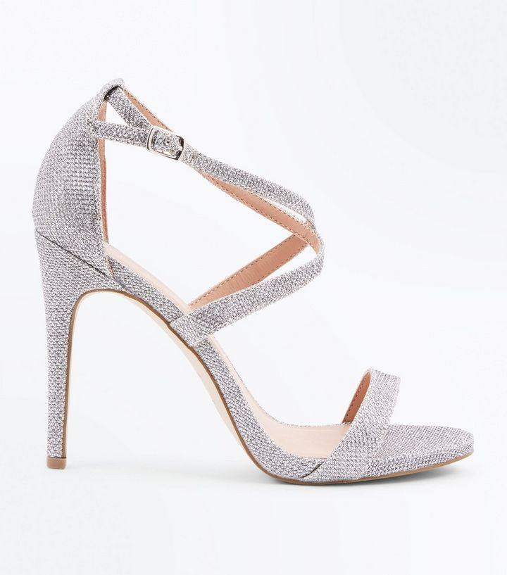 no sale tax best choice save up to 80% The holy ghost electric show : New look silver sandals heels