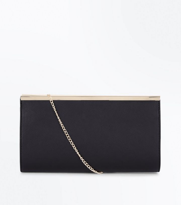 nice shoes elegant shape shop for official Black Clutch Bag Add to Saved Items Remove from Saved Items