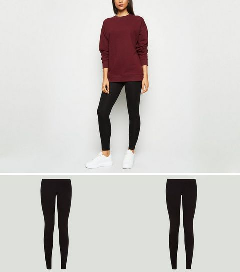 1df14dbd7ea5f Leggings | Black, Pattern & Sports Leggings | New Look