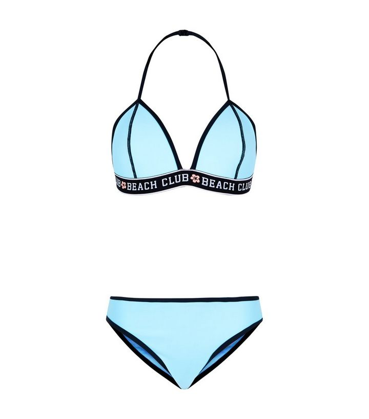 the sale of shoes world-wide selection of meet Girls Turquoise Scuba Bikini Add to Saved Items Remove from Saved Items