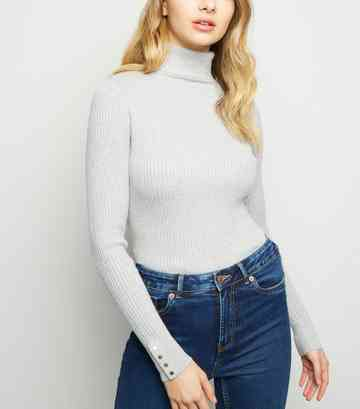 d4e40cb5ec7976 Turtle Neck Jumpers | Polo & Roll Neck Jumpers | New Look