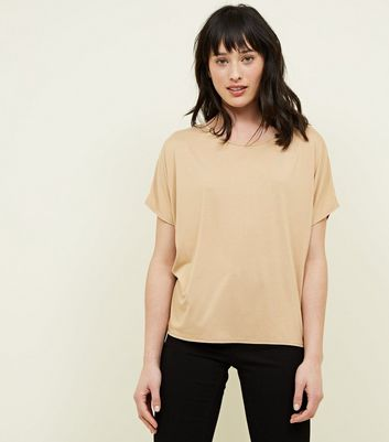 Camel Short Sleeve T-Shirt