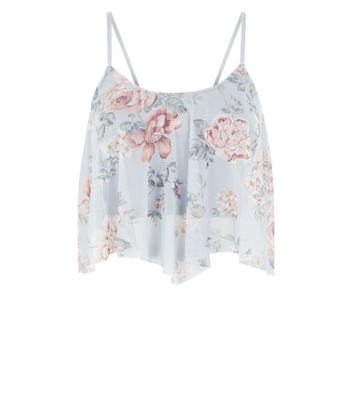 4dbe3bd0c3f ... Floral Hanky Hem Crop Top. ×. ×. ×. Shop the look
