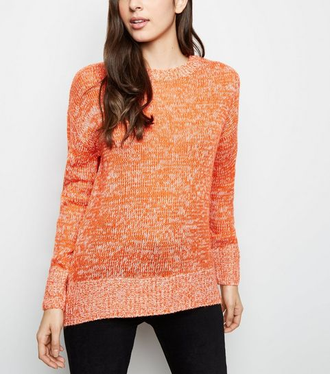 693c60a5ec9 Orange Jumpers & Orange Cardigans | Orange Knitwear | New Look