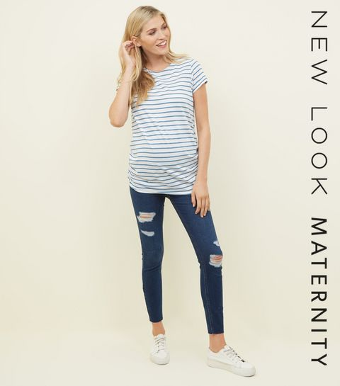 05535c443bb8c Maternity Jeans | Maternity Jeggings & Skinny Jeans | New Look
