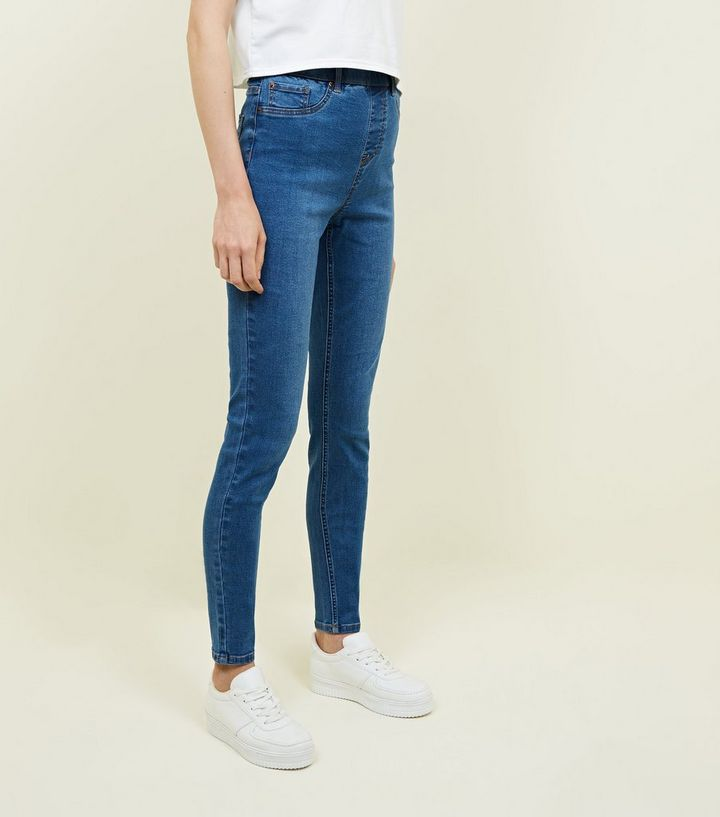 767f8de4b09 ... Tall Blue Mid Wash Jeggings. ×. ×. ×. Shop the look