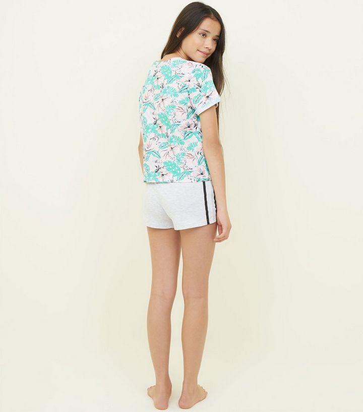 ... Lazy Days Tropical Print Pyjama Set. ×. ×. ×. Shop the look 86f99345d