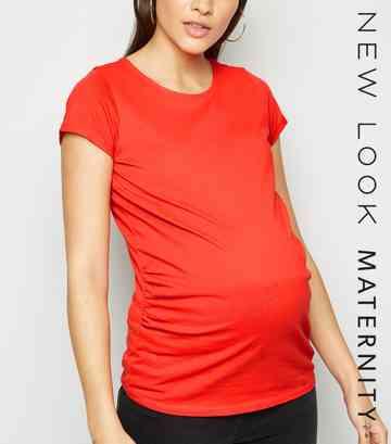 6dcec96e22d2f Maternity Tops | Maternity Shirts & Nursing Tops | New Look