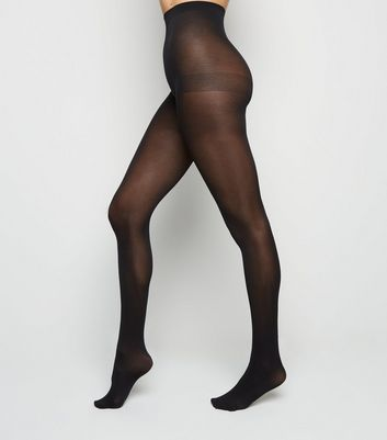 2 Pack Black 70 Denier Tights