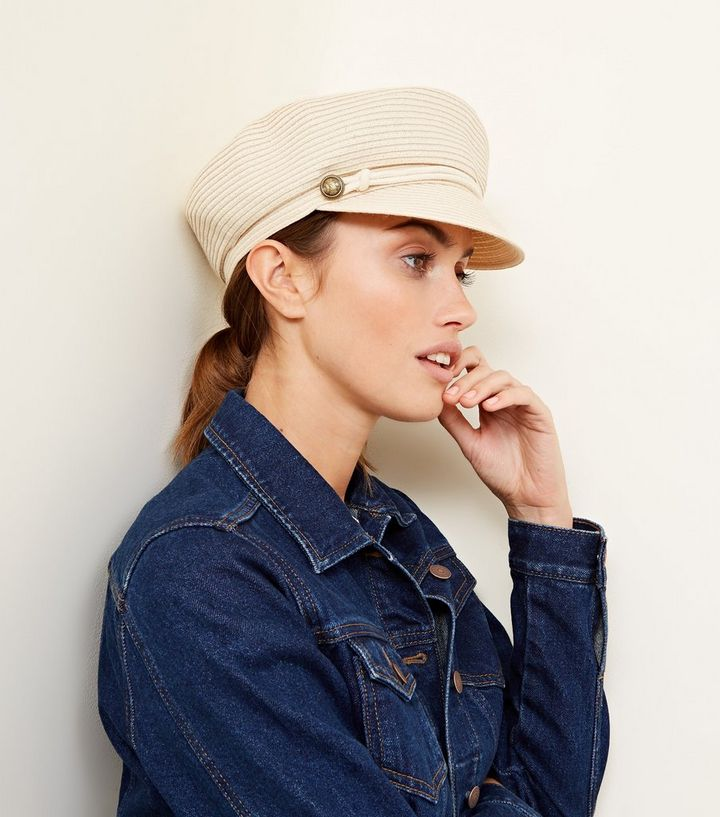 ... Stone Straw Military Baker Boy Hat. ×. ×. ×. Shop the look fb33308a92ab