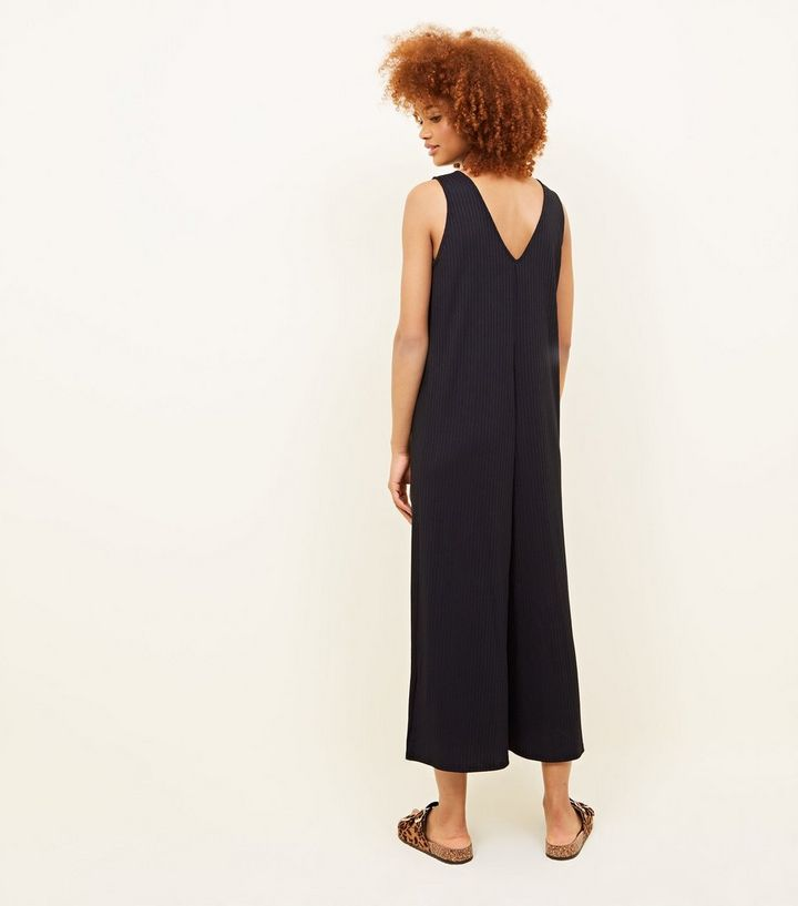 e050966813 ... Black Ribbed Button Front Jumpsuit. ×. ×. ×. Shop the look