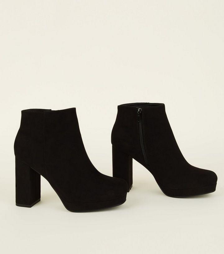 98a30c063564 ... Square Toe Platform Ankle Boots. ×. ×. ×. Shop the look