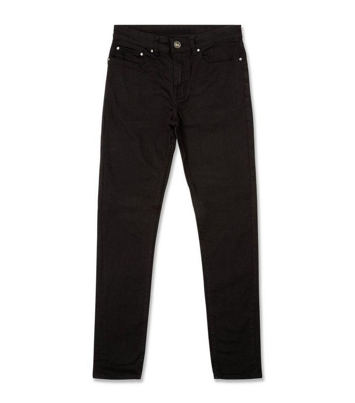 b22d6fd8717 Black Classic Skinny Fit Jeans