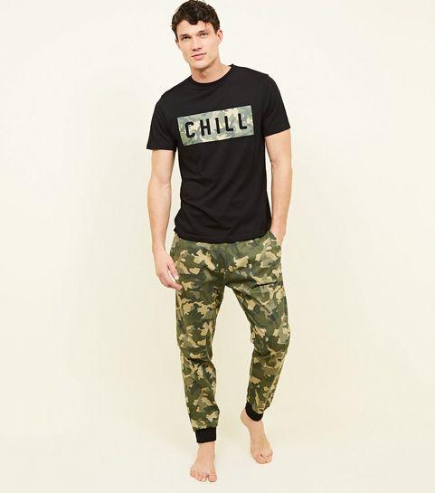 Men\'s Nightwear | Men\'s Pyjamas & Loungewear | New Look