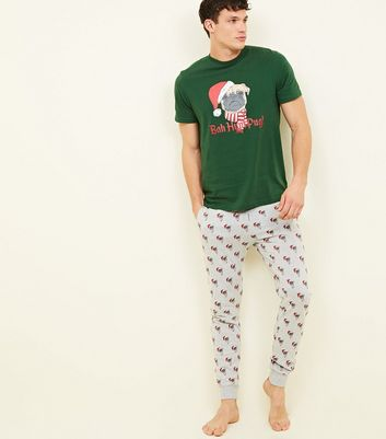 Green Humpug Jogger and T-Shirt Set