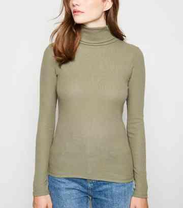 56bba485b35417 Women's Long Sleeve Tops | New Look