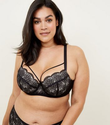 Think, Curvy plus size lingerie curves