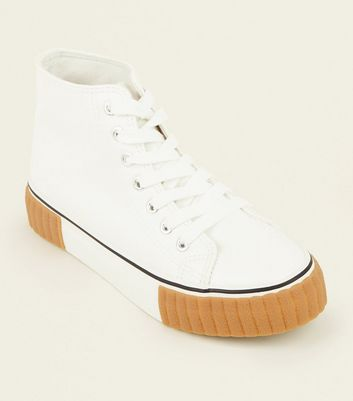 high top gum sole