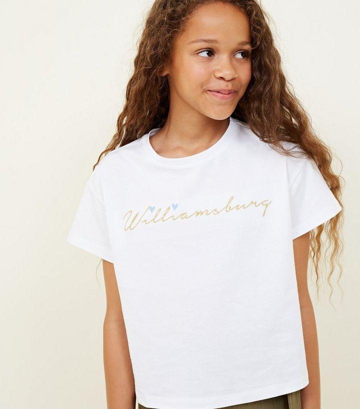 a2cdaa61 Women's Short Sleeve Girls' Run Thangs Boyfriend Graphic T-Shirt – Mighty  Fine (Juniors') White