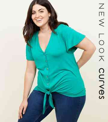 05f6f4fe06 Plus-Size Sale | Cheap Curves Clothing | New Look