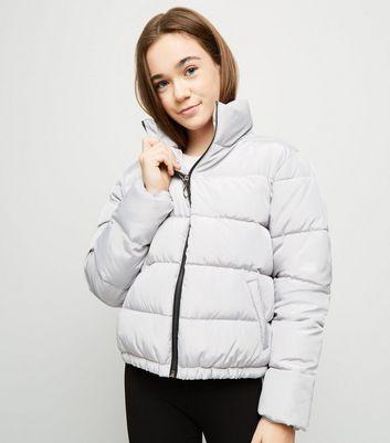 Girls Jackets Coats Denim Jackets Parka Coats New Look