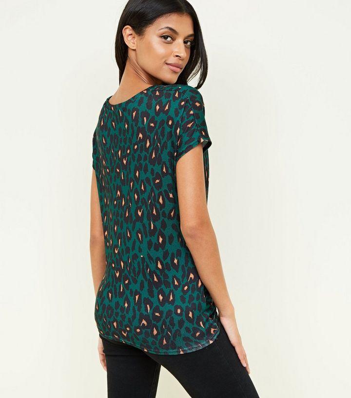 b5a73c4d39c4 ... Leopard Print Twist Front Top. ×. ×. ×. Shop the look