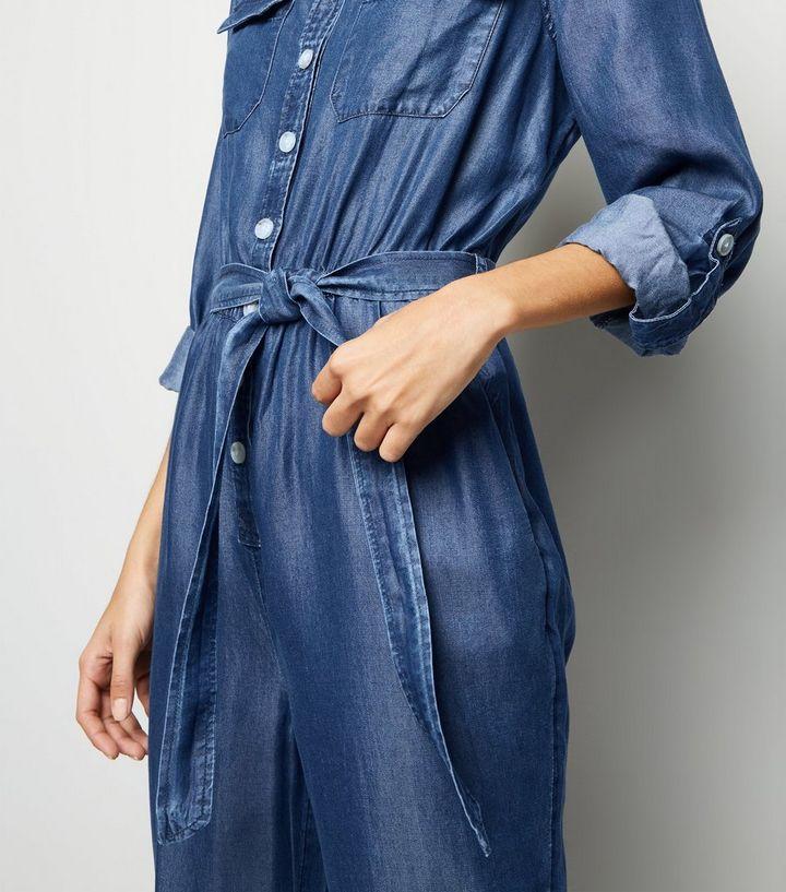 5f371c670d0d ... Blue Lightweight Boiler Jumpsuit. ×. ×. ×. Shop the look