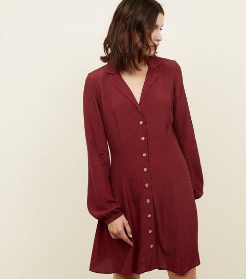 Rote Kleider | Partykleider und Cocktailkleider | New Look