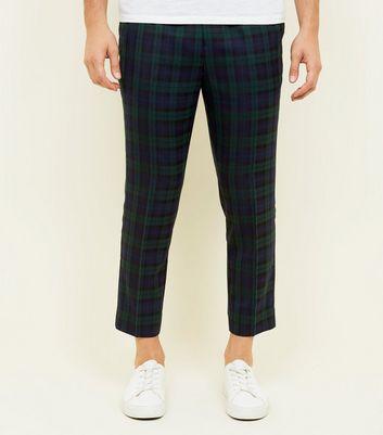 Pantalon bleu marine et vert à carreaux sans fermeture Ajouter à la Wishlist Supprimer de la Wishlist